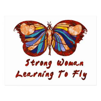 Aprendizaje volar postal