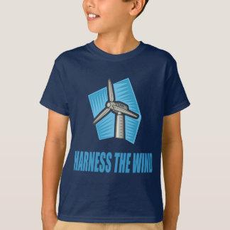 Aproveche el viento camiseta