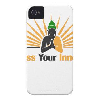 Aproveche su zen interno funda para iPhone 4