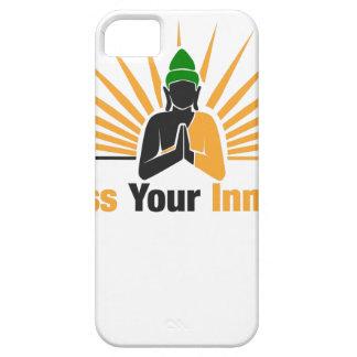 Aproveche su zen interno funda para iPhone SE/5/5s