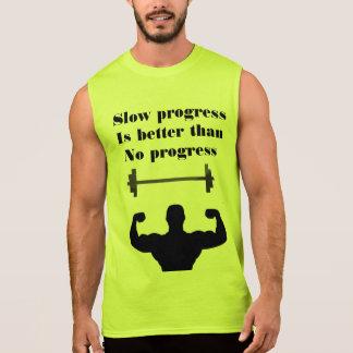 Aptitud Camiseta Sin Mangas