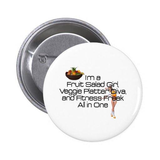 Aptitud SUPERIOR de la ensalada de fruta Pin