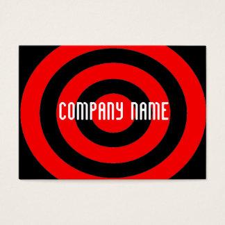 apunte a su compañía tarjeta de visita