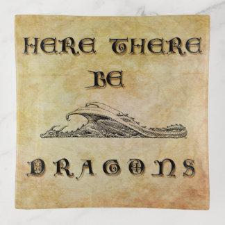 Aquí haya dragones