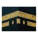 Árabe islámico de Fitr Adha Mubarak del al de Eid Invitación 12,7 X 17,8 Cm