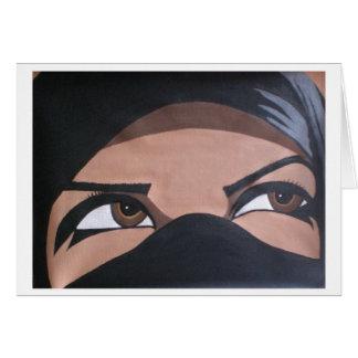 árabe tarjetón