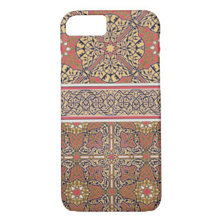 Arabesques del techo de la mezquita de funda iPhone 7