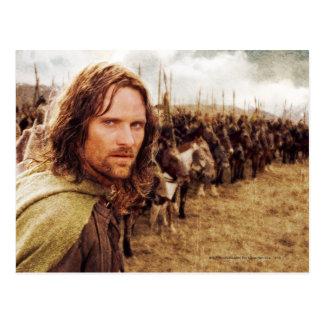 Aragorn más la línea de caballos postal