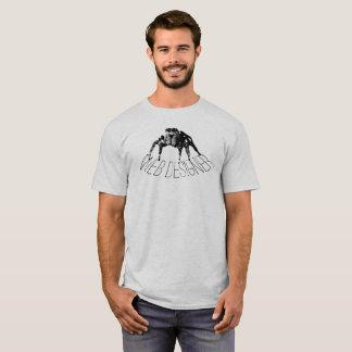 Araña del diseñador del Web Camiseta
