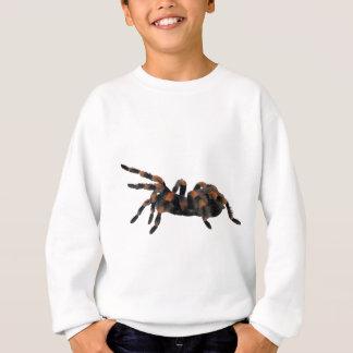 Araña del Tarantula que camina Sudadera