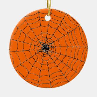Araña en Web Ornamente De Reyes