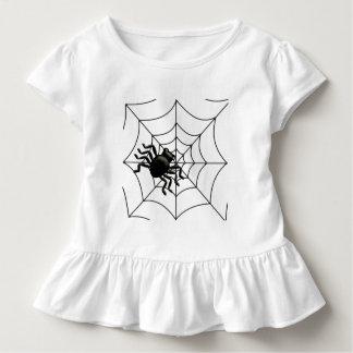 Araña Halloween Camiseta De Bebé