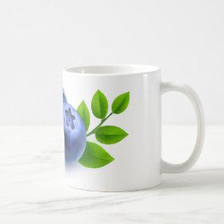 Arándanos Taza De Café