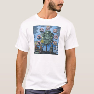 Árbol de la alquimia camiseta