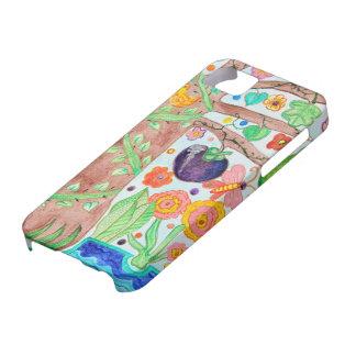 Árbol de la casamata del iPhone 5 de la vida iPhone 5 Protectores