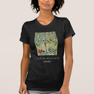 árbol de la vida camisas