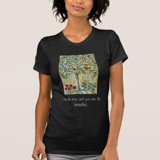 árbol de la vida camisetas
