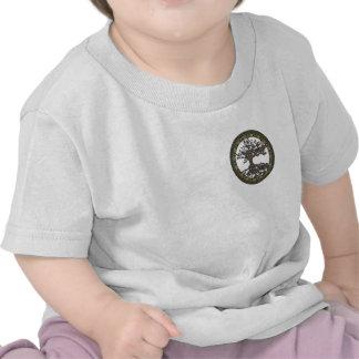 Árbol de la vida céltico [Yggdrasil] Camisetas
