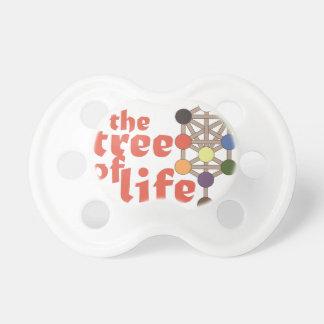 Árbol de la vida chupetes de bebe