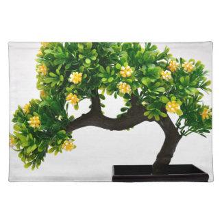 Árbol de los bonsais salvamanteles