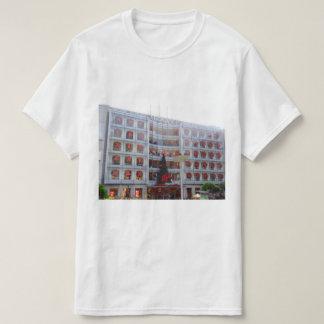 Árbol de navidad de Macy y camiseta de las