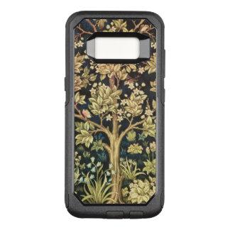 Árbol de William Morris del Pre-Raphaelite del Funda Otterbox Commuter Para Samsung Galaxy S8