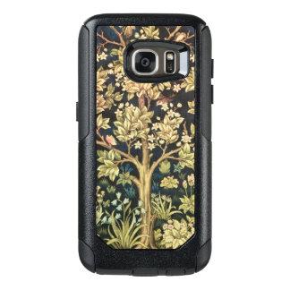 Árbol de William Morris del Pre-Raphaelite del Funda Otterbox Para Samsung Galaxy S7
