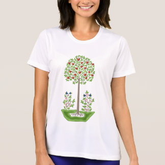 Árbol del amor camisas