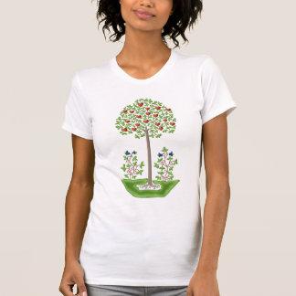 Árbol del amor camiseta