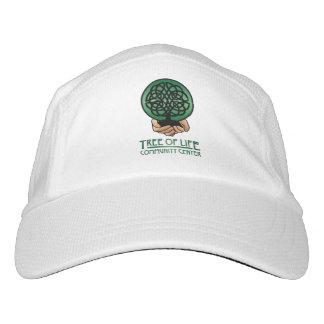 Árbol del gorra del centro de la comunidad de la gorra de alto rendimiento