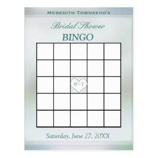 Árbol del juego el | del bingo de la vida postal