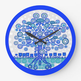 Árbol del reloj de la vida