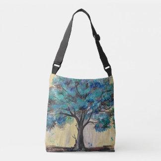 Árbol del trullo bolsa cruzada