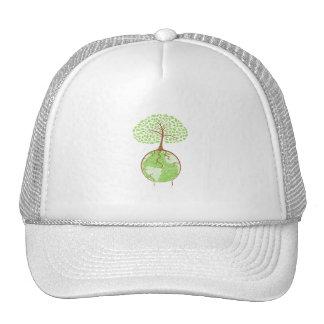 árbol ligero en el eco design.png del mundo gorro
