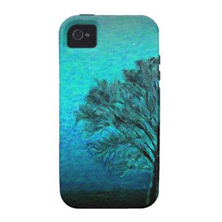 Árbol solo Case-Mate iPhone 4 carcasa