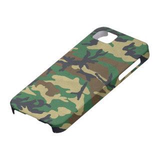 Arbolado Camo iPhone 5 Case-Mate Fundas