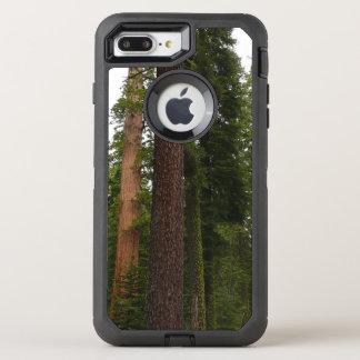 Arboleda de Mariposa en el parque nacional de Funda OtterBox Defender Para iPhone 8 Plus/7 Plus