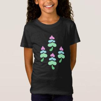 Árboles de la melcocha camiseta