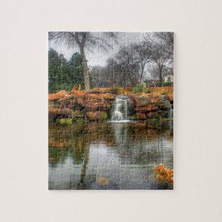 Arboreto de Dallas y jardín botánico Puzzle