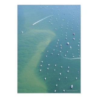 Arcachon Bassin Invitación 12,7 X 17,8 Cm