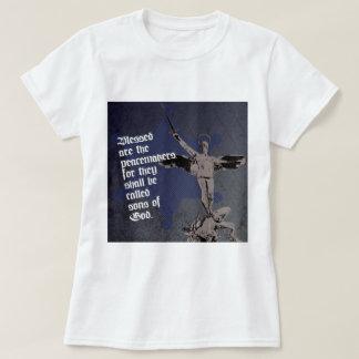 Arcángel de San Miguel - diputado de la estrella Camiseta