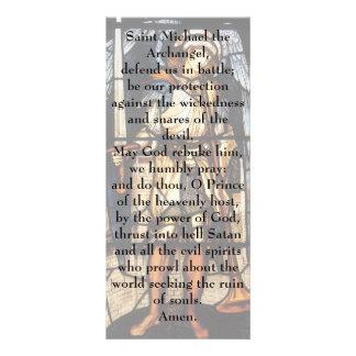 Arcángel del vintage, San Miguel de Burne Jones Tarjetas Publicitarias