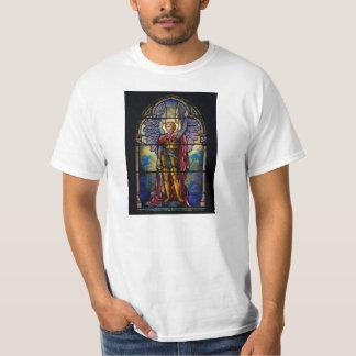 Arcángel Michael - capitán de Host del señor Camisetas
