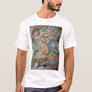 Arcángel Mikhail y ángeles Camiseta