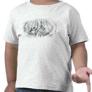 Arcángel San Miguel, c.1450 Camiseta