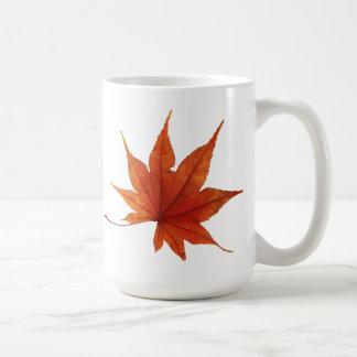 Arce canadiense taza de café
