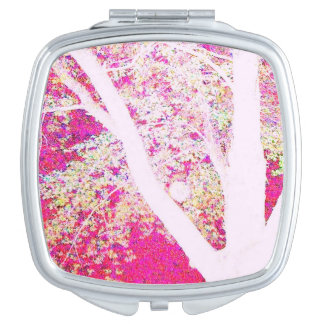 Arce de la primavera: rosas fuertes espejo de viaje
