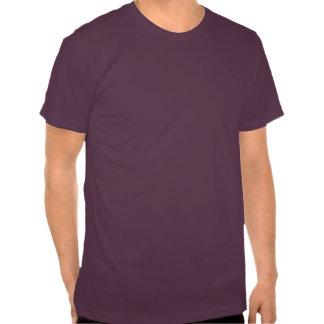Archer medieval y ballestero - púrpura camiseta