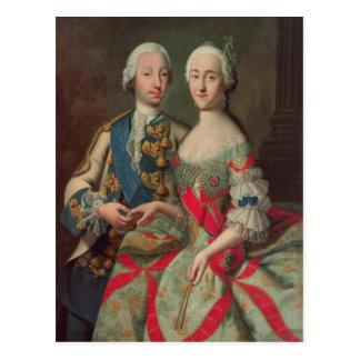 Archiduquesa Maria Caroline de Austria Postal