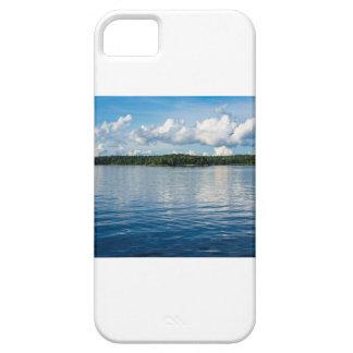 Archipiélago en la costa de mar Báltico en Suecia Funda Para iPhone SE/5/5s